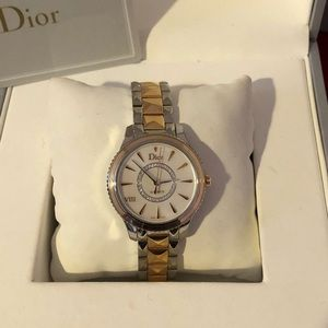 NEW CHRISTIAN DIOR VIII Montaigne Automatic watch